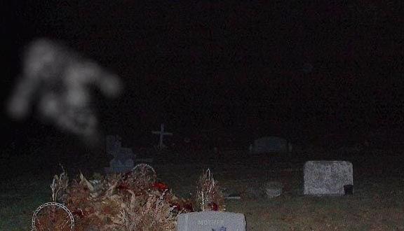 дух из могилы