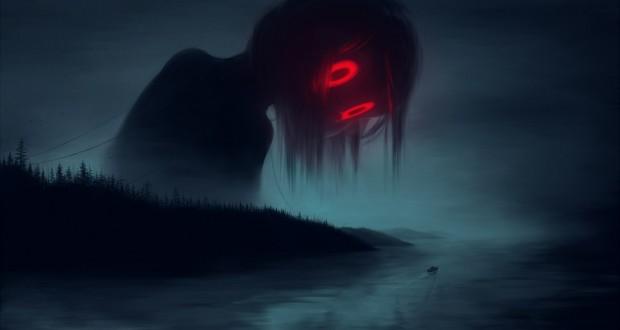 остров призраков Монтоссаари