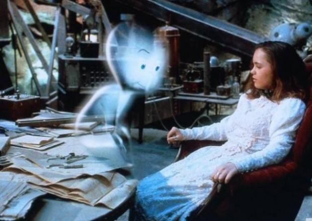 Добрый призрак фильм