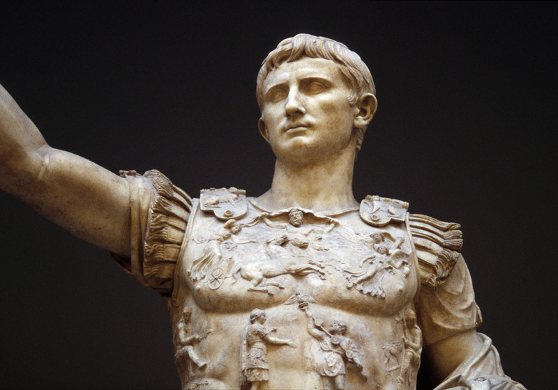 the biography of the first roman emperor caesar augustus Kids learn about the biography of julius caesar from ancient rome the first christain roman emperor parents and teachers: support  octavian became the first roman emperor changing his name to caesar augustus activities take a ten question quiz about this page.