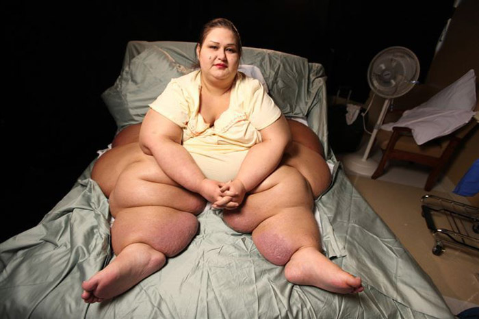 фото самых жирных женщин россии