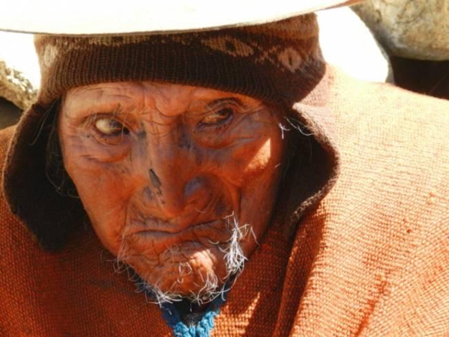 Самый старый человек на земле